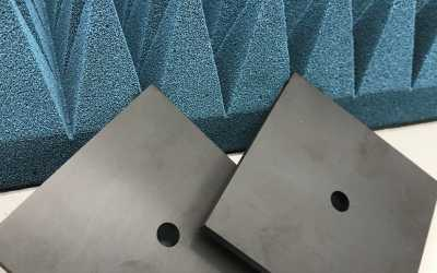 Ferrite Tiles and Absorber Linings